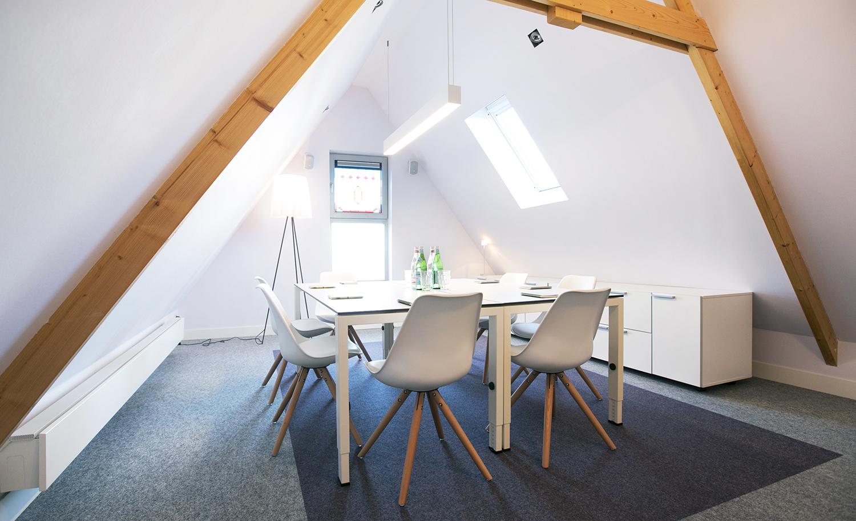 Fris - vergaderruimte tot 8 personen